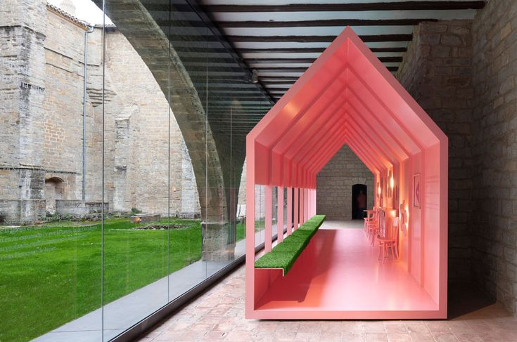 Occidens Museum Vaillo and Irigaray | Yellowtrace