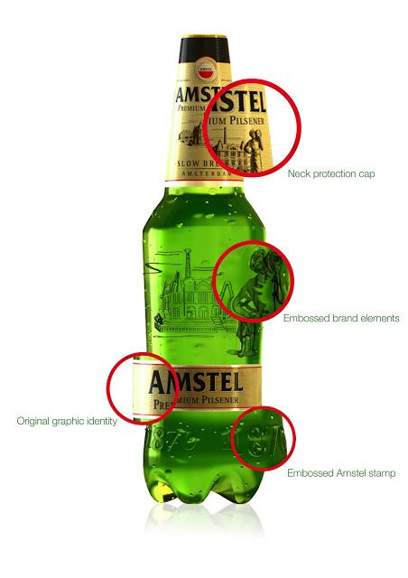 Amstel. Time Well Spent on Packaging of the World - Creative Package Design Gallery