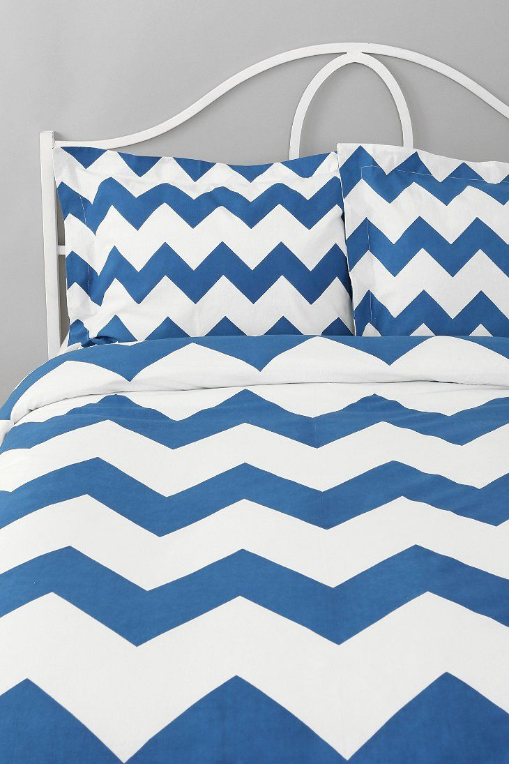 Zigzag Duvet Cover Urban Outfitters Duvet Covers And