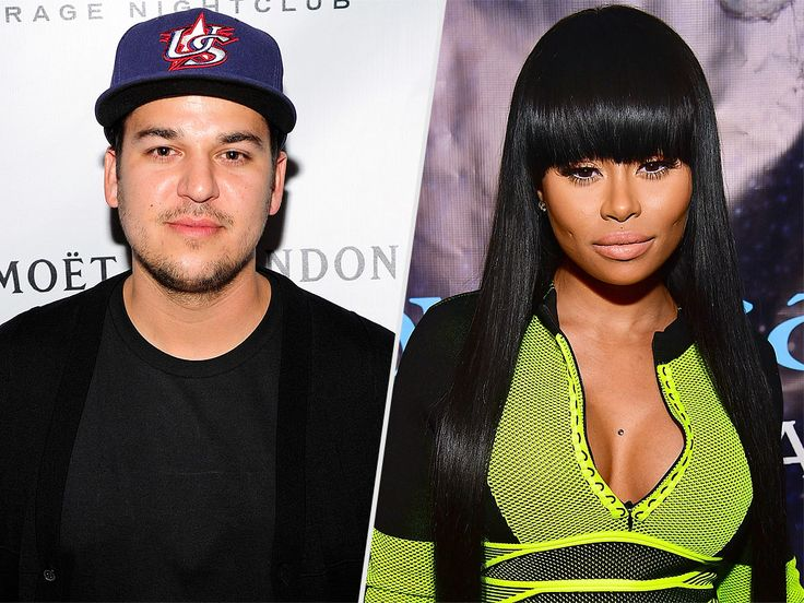 Who from the Kardashians will come to Blac Chyna and Rob K's wedding? #Baby, #BlacChyna, #Kardashians, #Pregnant, #RobKardashian, #Wedding