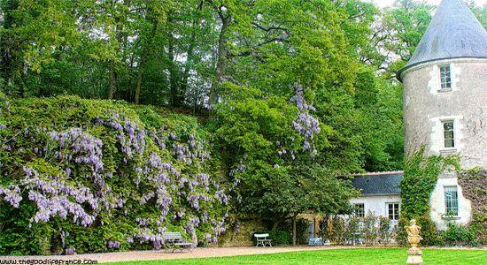 Chateau de Pray Loire Valley : The Good Life France
