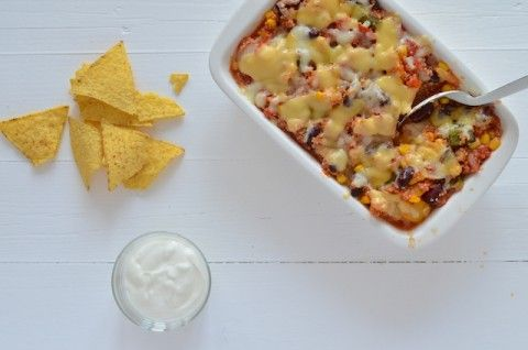 Fast & Fresh: Mexicaanse quinoa ovenschotel