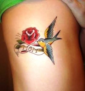 1000 images about birdy tats on pinterest realistic bird tattoo hummingbirds and birds. Black Bedroom Furniture Sets. Home Design Ideas