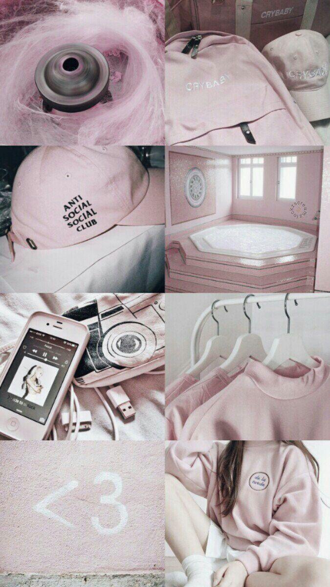 Pra quem gosta de rosa