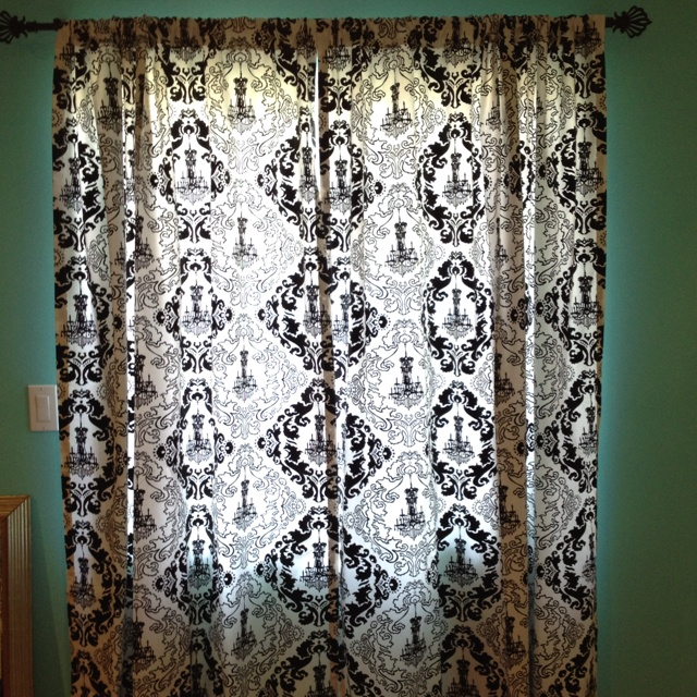 Chandelier curtains kids section target for the home kristallikruunut