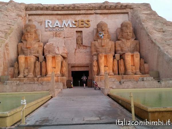 Gardaland Ramses