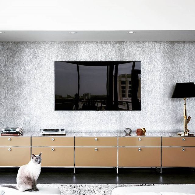 USM Haller Beige Sideboard Clean In Shape, Honest In Materialisation,  Timeless In Design U2013