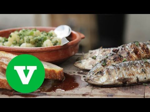 Grilled Sardines | Barry's BBQ S1E3/8
