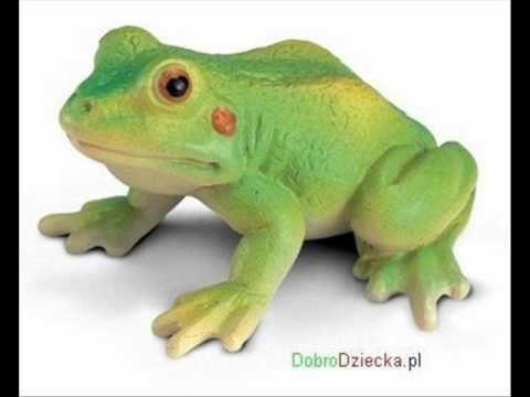 była sobie żabka mała.wmv