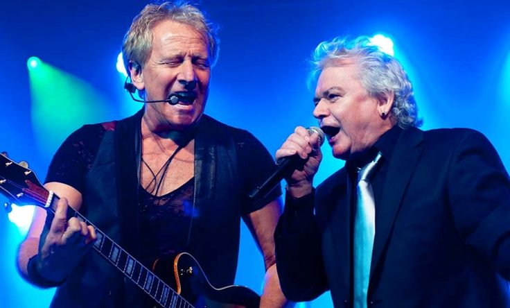 Air Supply en Argentina 2016 Teatro Gran Rex