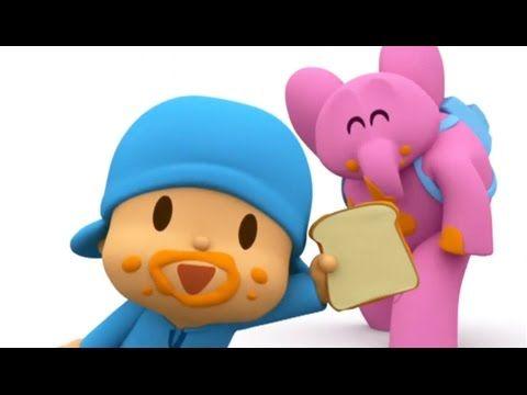 DIVERTIDO CAPITULO de Pocoyo en Español - Pato Loco - Dibujos animados