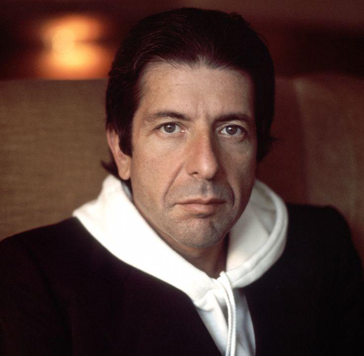 Leonard Cohen a Francoforte, in Germania, 25 aprile 1976 (Istvan Bajzat/picture-alliance/dpa/AP Images)