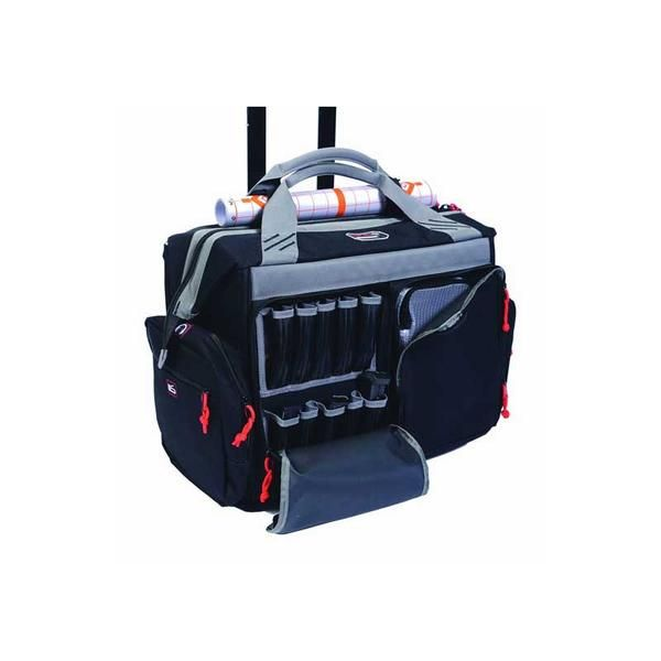 Rolling Range Bag Black Gps 2215rb
