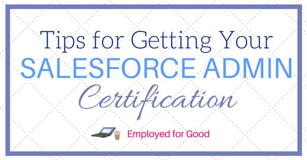 My Journey to Salesforce Admin Certification #salesforce #salesforceadmin #nonprofitcareer