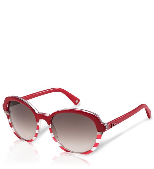DIOR CROISETTE 3 - Red 'Dior Croisette 3' glasses