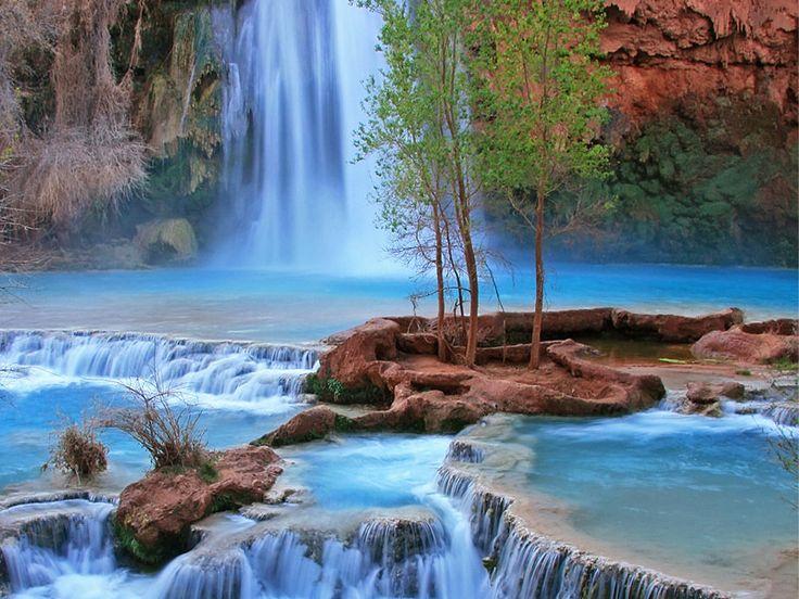 Havasupai, Arizona - 15 of the Best Budget-Friendly Honeymoon Destinations