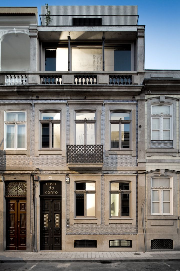 Casa do conto, Porto, Pedra Líquida