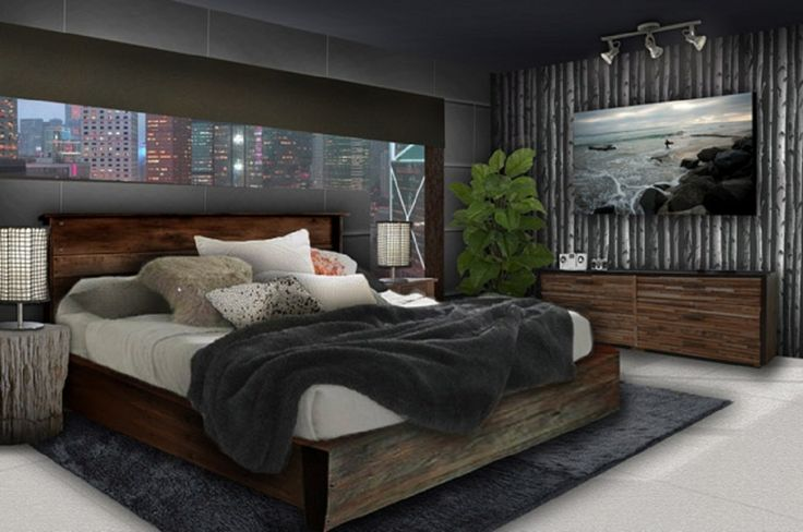 cool Mens Bedroom Ideas