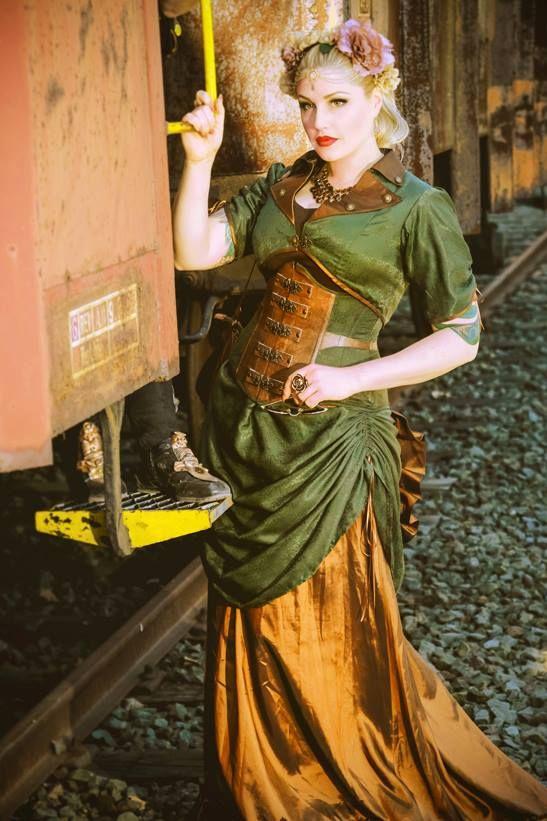 Women S Fashion Steampunk