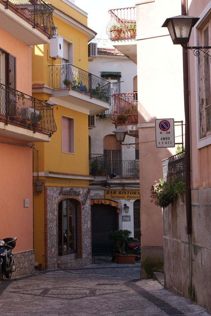 Castelmola Güzel dağ köyü. Sicilya, İtalya. Rus Servis Çevrimiçi Diaries - LiveInternet üzerine tartışma