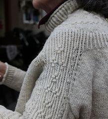 Bright Sweater pattern by Junko Okamoto