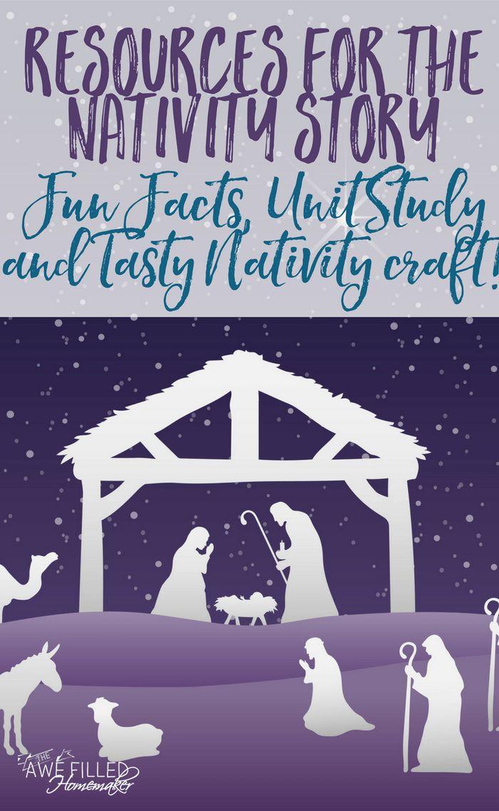 The Nativity Movie Unit Study The nativity story
