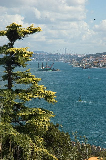 Istanbul - Bosphorus