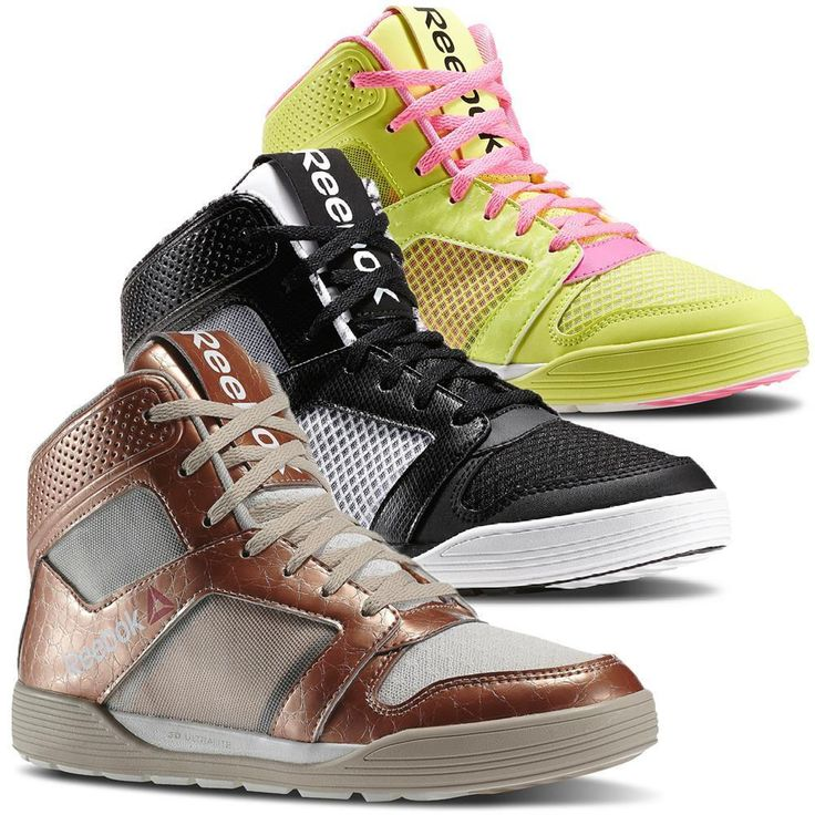 Reebok Dance Urtempo Mid scarpe da danza donna scarpe ballo sportive sneaker