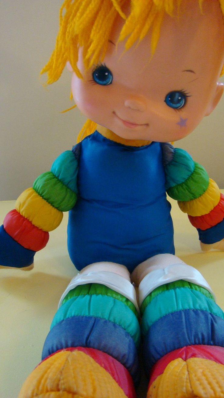 #rainbowbrite #80stoys #80skid #ilovethe80s #eightieskid