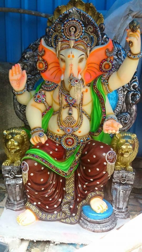 Sri Ganesha.........