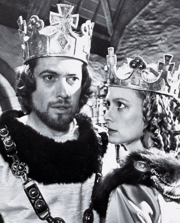 Macbeth (1971): Roman Polanski's adaptation of Shakespeare.  Jon Finch in title role and Francesca Annis as Lady Macbeth. Finch served in The Artists Rifles.