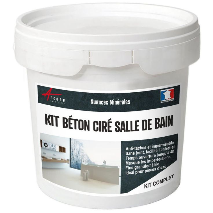 Kit Complet Beton Cire In 2020