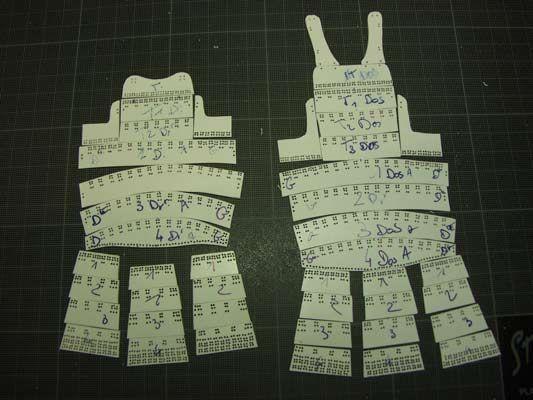 Résultats de recherche d'images pour « armure samourai deguisement »