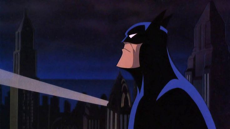 First glimpse of geekery: Batman the Animated Series - Ark City Daily Bytes