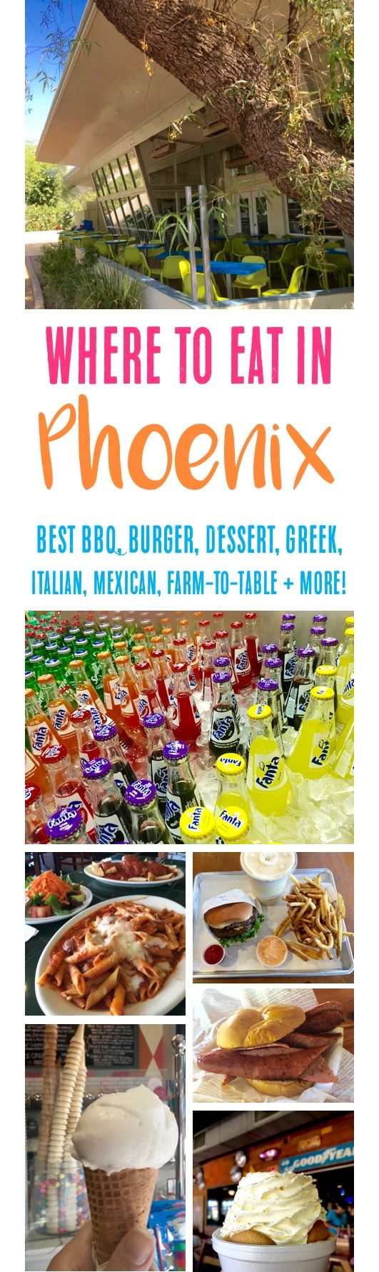 Phoenix Arizona Restaurants!  The BEST Things to Do and Where to eat in Phoenix!  {insider tips for the Best Food in town!} | TheFrugalGirls.com