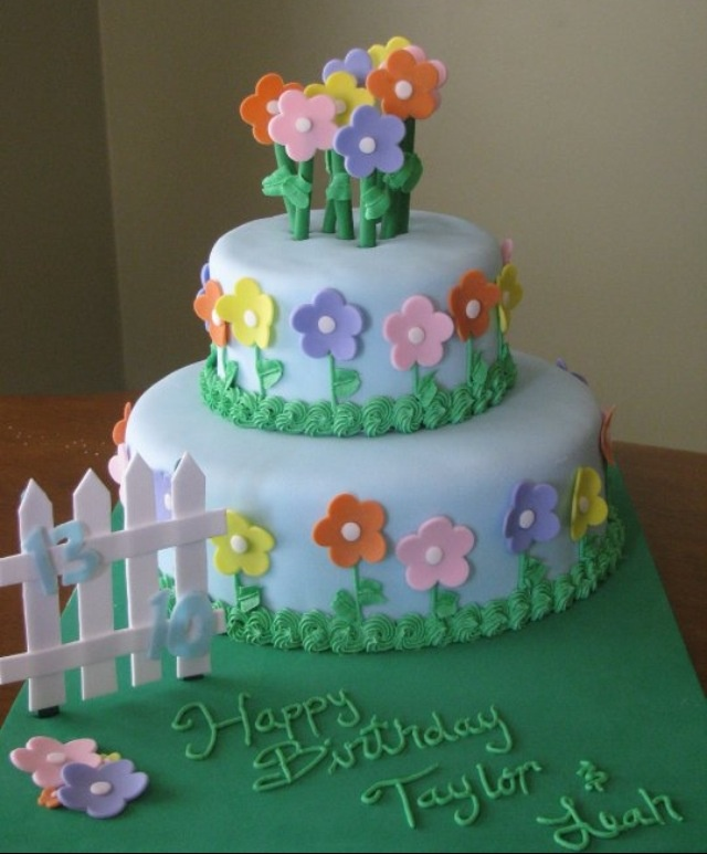 79 best Cake Ideas images on Pinterest Cake ideas Flower
