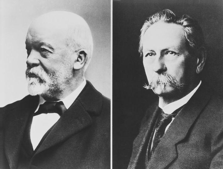 Gottlieb Daimler & Carl Benz