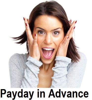 Payday In Advance — Get Quick And Easy Finances To Solve Unexpected Monetary Hassle! — Medium