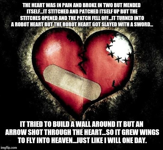 Image Result For Heartbroken Meme Broken Heart Images Broken Heart Memes Broken Heart
