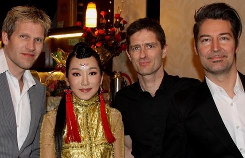 TV show Beijing, China