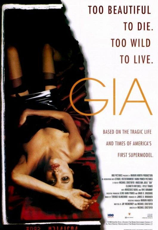 Gia love this movie. Angelina jolie is amazing in it