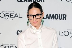 At Glamour's Women of the Year Awards, Jenna Lyons Thanks Son Beckett and Partner Courtney Crangi - The Cut