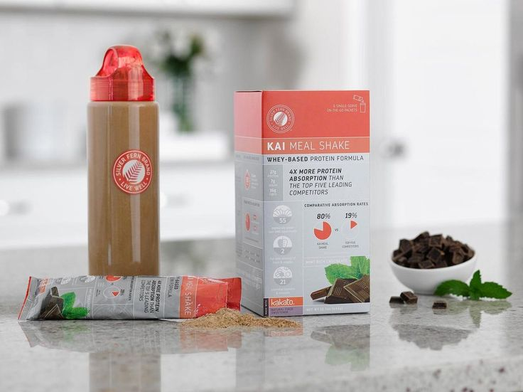 Kai | Whey Meal Replacement Shake Powder Mix by Silver Fern – SilverFernBrand.com