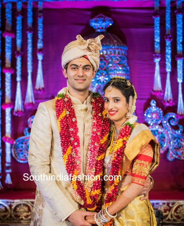 rajeev reddy and kavya marriage photos