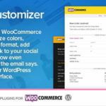 Email Customizer for WooCommerce download Email Customizer for WooCommerce Nulled Plugin Download WooCommerce Email Customizer v2.40 Free Email Customizer for WooCommerce Nulled Plugin Email Customizer for WooCommerce Licence Email Customizer for WooCommerce Latest Version Nulled Plugin Email Customizer for WooCommerce clean nulled Email Customizer for WooCommerce WordPress Nulled Plugin Download Email Customizer for WooCommerce Nulled Plugin  BEAUTIFUL CUSTOMIZED WOOCOMMERCE EMAILS  Email Customizer for WooCommerce enables full customization of your WooCommerce emails. Customize colors header & footer format add custom links link to your social networks and customize what the email says  with [shortcodes]  all using the familiar WordPress Customizer interface. You no longer need to be a developer to do this. And if you still want to you can add your own custom css too.  Currently customization requires going into the code and editing the php template files which isnt really an option for a non-programmer and can be slow even if you are. We wanted to give you an environment that is simple to use gives you a live preview of your customizations and can send a test email when you are done. Thats what Email Customizer for WooCommerce does.  The plugin also adds functionality to your WooCommerce Orders page so you are able to open a preview of any of the email templates (New Order Invoice Processing Order etc) and send/resend that email to your customer or yourself.  Email Customizer for WooCommerce has made managing the email communications sent from our store much simpler and more beautiful  making our whole operation look and sounds as solid as it is. We think it can do the same for you.  GREAT FOR  Customizing of the the styling colors header & footer format add custom links link to your social networks and now even customize what the email says.  Tailor what your customer reads and sees before you send it  helping your operation to look and sound as solid as it is. 