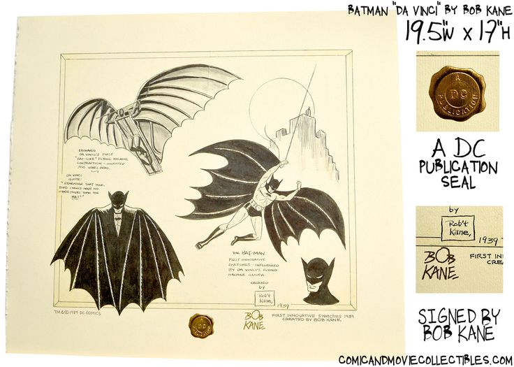 Do you have a Batman fan in your family? Consider getting them this beautifully detailed Batman lithograph, signed by Bob Kane, for Christmas. This item normally retails for $500, but when you use coupon code xmas50 at checkout it is only $125, plus FREE SHIPPING is offered on all orders over $49.  http://comicandmoviecollectibles.com/batman-lithograph-da-vinci-by-bob-kane-signed/ #Batman #Lithograph #BobKane #signed #comics