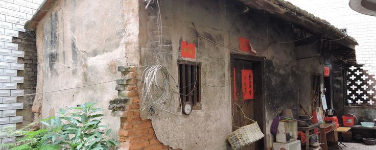 Visiting our family village in Haicang, Xiamen