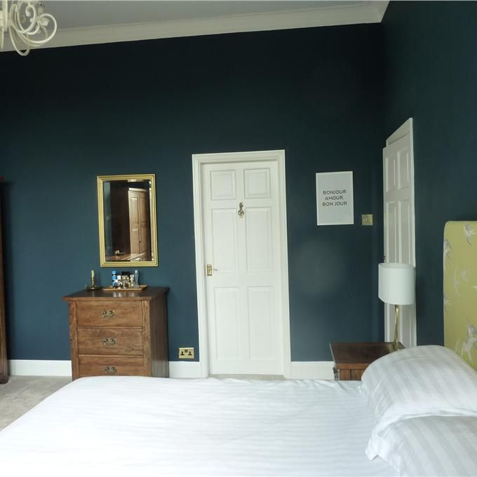 Guest Bedroom Paint Ideas Bedroom Ideas With Grey Walls Sophisticated Bedroom Color Schemes Victorian Bedroom Chairs: 18 Best Farrow & Ball Hague Blue Images On Pinterest