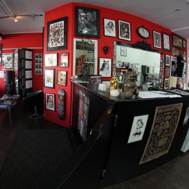 Tattoo Studios New Zealand