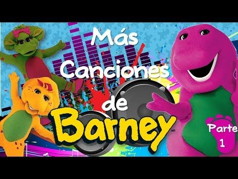 Barney's Beunos Dias Beunos Noches - YouTube